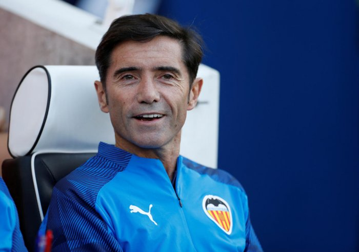 The 54-year-old, who won the Copa del Rey and secured Champions League football last season, leaves after two campaigns at the helm. Reuters