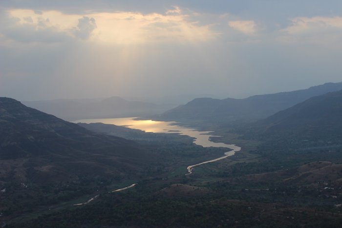 This monsoon, Mahabaleshwar had crossed 300 mm rainfall in 24-hour period, several times. (Photo/Pixabay)