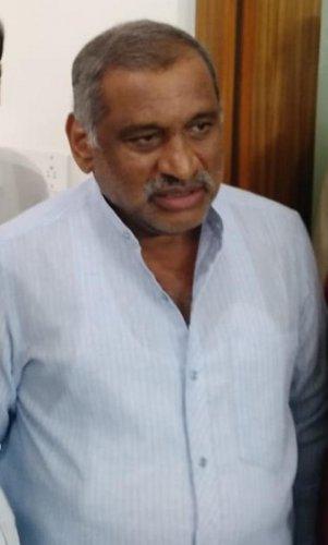 J C Madhuswamy