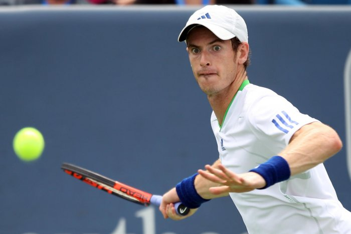 Andy Murray. (AFP Photo)