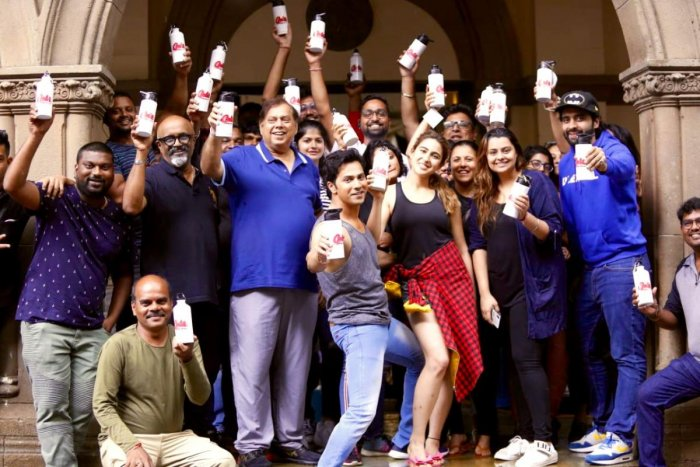 Varun had announced the initiative on September 1 and had also urged his other Bollywood counterparts to do the same.