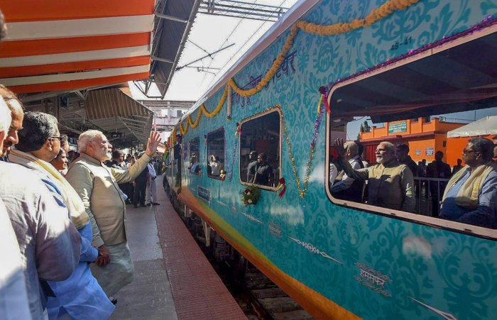 Started in 2016, Humsafar was meant to be trains of upgraded 3AC coaches.