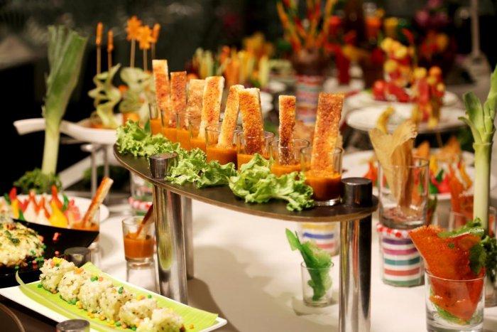 Maharashtrian Food Festival at St Marks Hotel.