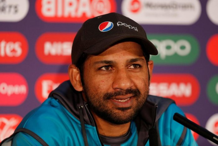 The decision to continue with Sarfaraz comes a week after former captain Misbah-ul-Haq was confirmed as the head coach and chief selector of the national team. AFP File Photo