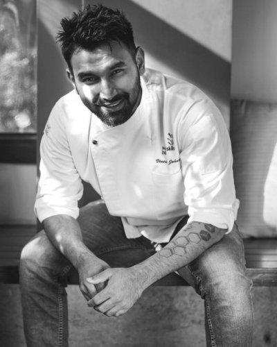 Chef Vinesh Johny