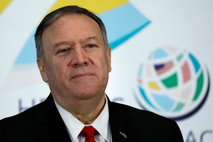 Pompeo, 55, made his name in Congress by blasting Hillary Clinton, then secretary of state, for not stopping the deadly 2012 attack on the US consulate in Benghazi. (Reuters Photo)