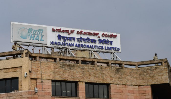An estimated 19,000 employees are attached to the HAL units spread across seven states. DH File Photo