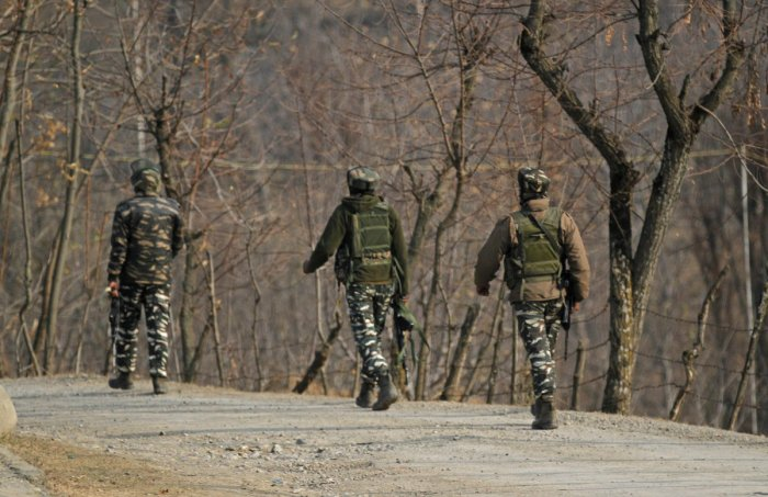 The guidelines, which were framed by a Board of Officers of psychiatrists, were handed over to the paramilitary forces by the Ministry of Home Affairs last month and asked for its strict implementation. (File Photo)
