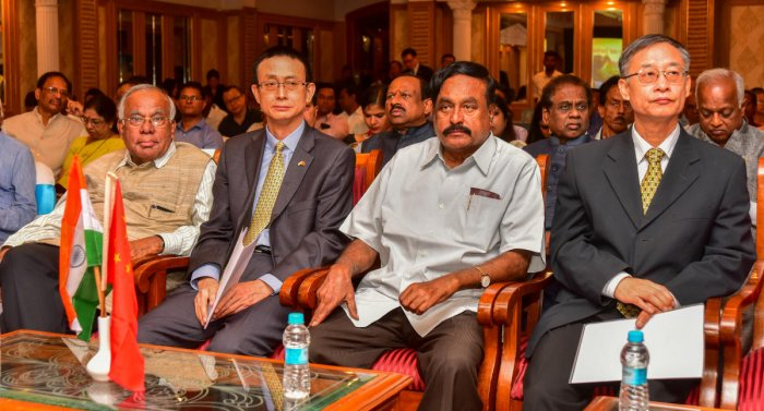 In an effort to interchange ideas and expertise, and also to promote tourism between the state and various provinces of China, the Karnataka chapter of India-China Friendship Association on Monday organised a meeting in Bengaluru.