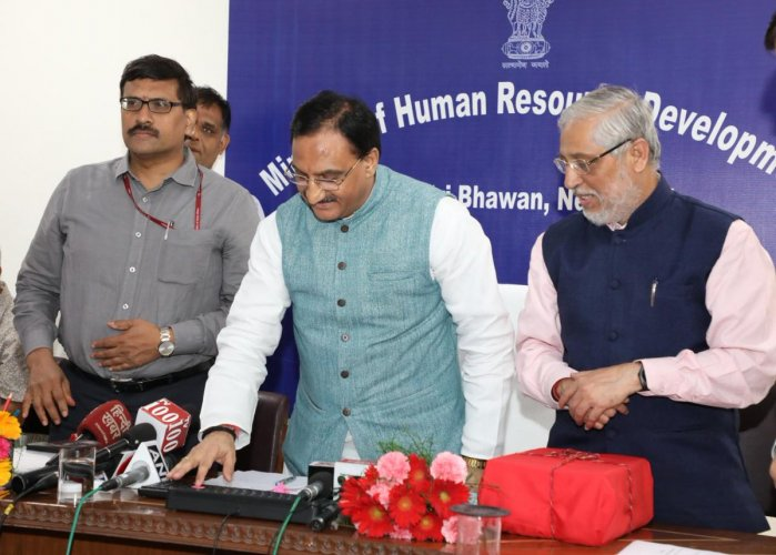 For one-fourth of their total score on various parameters, teachers will have to depend on the good ratings from the students under the feedback collection programme launched by the Human Resource Development (HRD) minister Ramesh Pokhriyal Nishank on Wednesday.