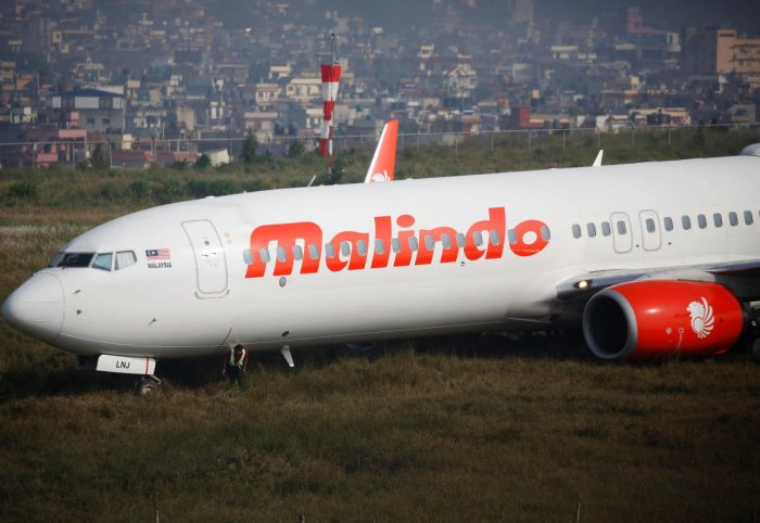 Malindo Air said it was notifying authorities internationally about the incident and advised customers with online frequent flyer accounts to change their passwords. (Reuters Photo)