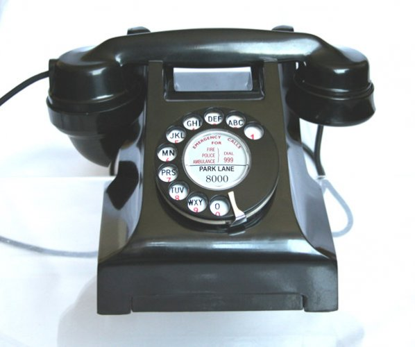 ITI Telephone. (Photo: http://antiquetelephones.co.uk/)
