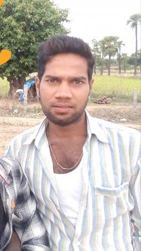 File photo of Boyini Anjaneyulu, the deceased