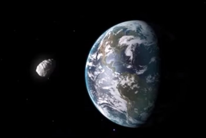 Near-Earth Asteroid fly by are getting too close for comfort. (Photo: NASA)