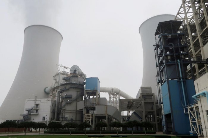 China's total planned coal-fired power projects now stand at 226.2 gigawatts (Reuters photo)