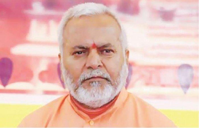 Swami Chinmayananda. DH Photo