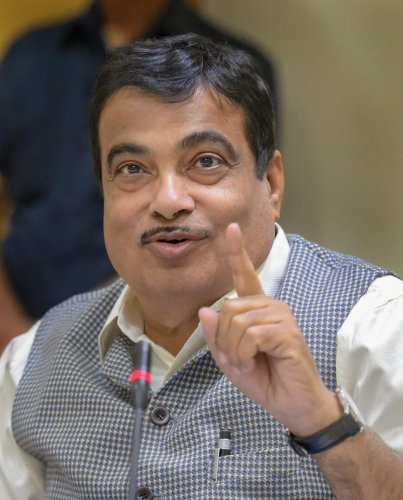 Nitin Gadkari said the purpose behind hiking penalties for traffic offences was to save lives. PTI File Photo