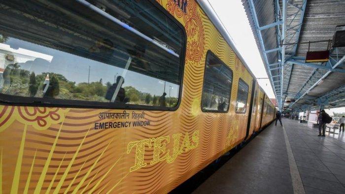 Delhi-Lucknow Tejas Express (DH File Image)