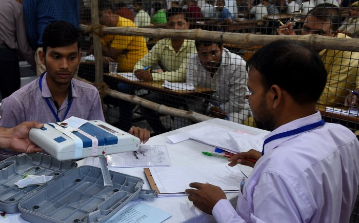 Haryana Assembly Elections. (AFP Photo)