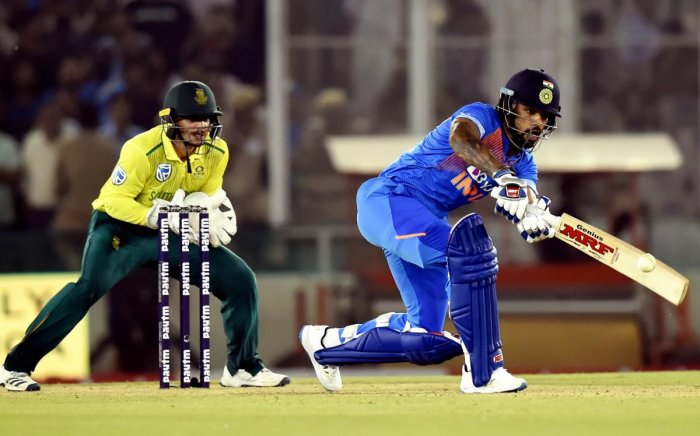 Dhawan, who is presently engaged with the national team for the ongoing T20 series against South Africa, confirmed that he will play the 50-over domestic event beginning September 24. PTI