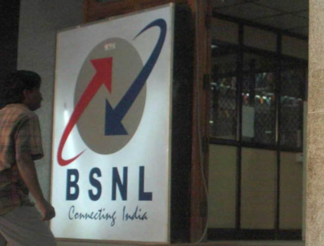 BSNL's loss is estimated to be around Rs 14,000 crore with a decline in revenue to Rs 19,308 crore during 2018-19. The number of employees in BSNL stands at 1,65,179.