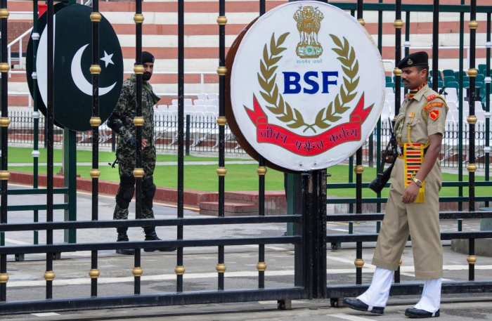 The BSF assessed that this is a multinational scam being run by various online companies, it said in the complaint. Photo/PTI