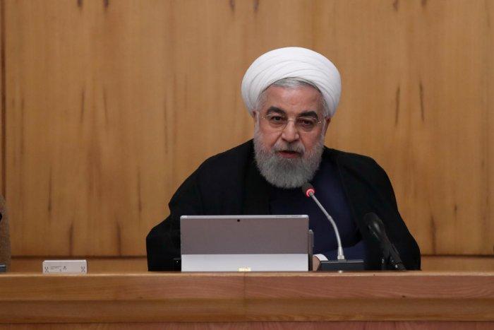 Iranian President Hassan Rouhani (Reuters photo)