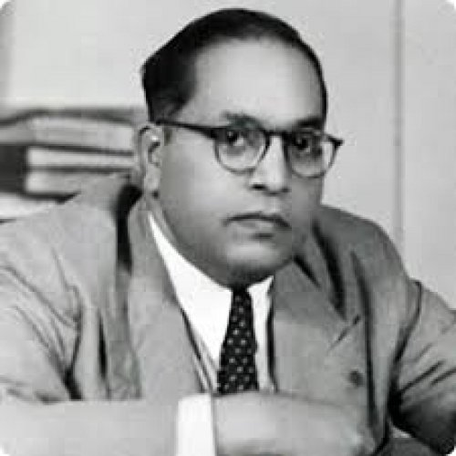B R Ambedkar in a speech to the Constituent Assembly on November 25, 1949