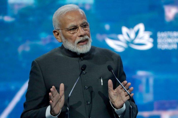 Prime Minister Narendra Modi (Photo by AFP)