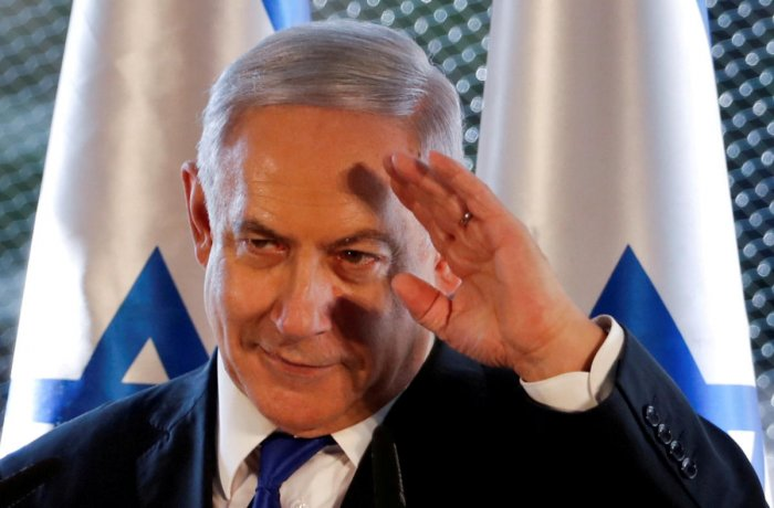 Following a deadlocked parliamentary election last week, a weakened Netanyahu reissued an offer to his centrist rival Benny Gantz for a unity government. Reuters File Photo