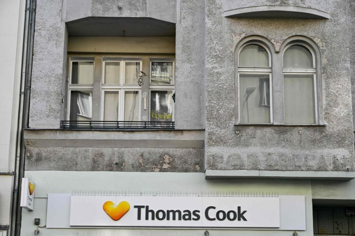 Thomas Cook is not the first travel company to go bust and leave thousands of travellers in the lurch. AFP Photo