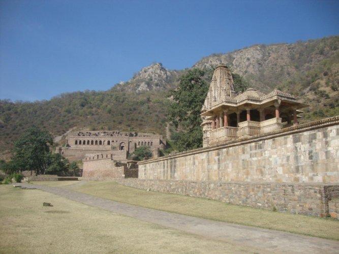 Bhangarh, Alwar