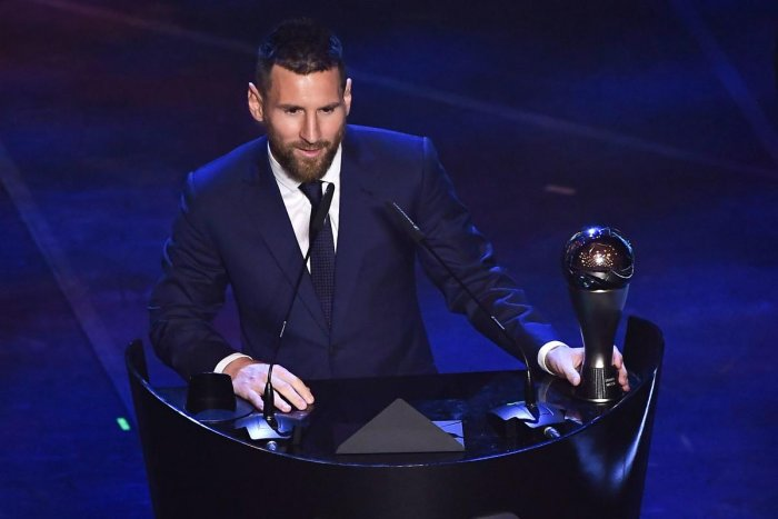 Image result for messi wins Best Player Of the last decade