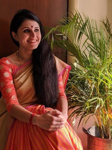 Indu Santosh. Picture Credit: Swapna Sivanantham