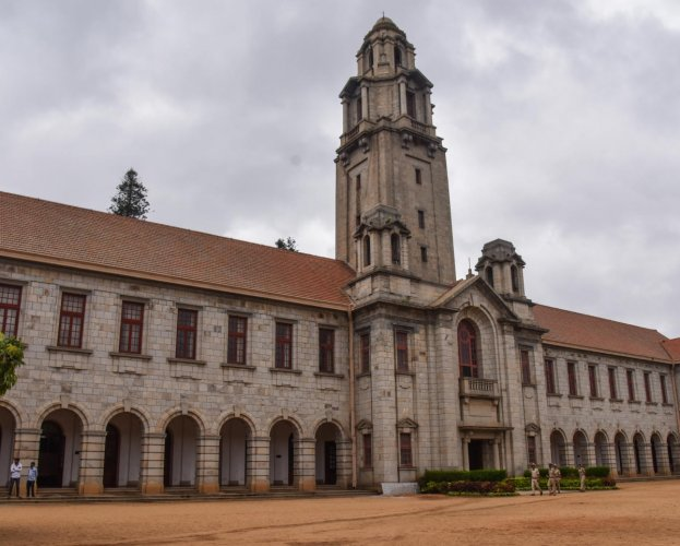 Indian Institute of Sciences (IISc). DH Photo