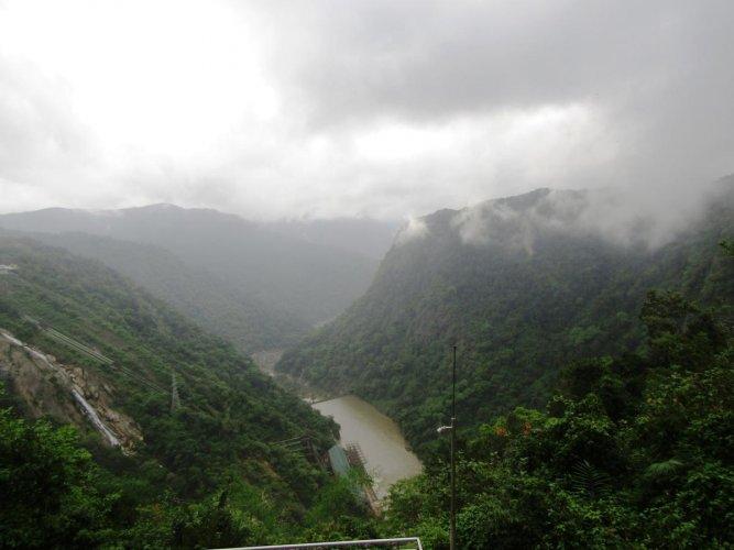 Sharavathy valley