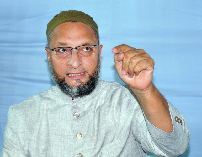 AIMIM chief Asaduddin Owaisi. (PTI File Photo)