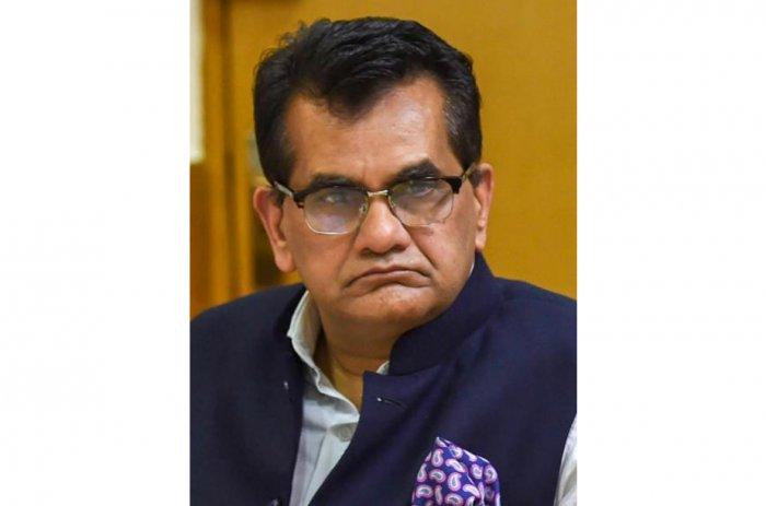 NITI Aayog CEO Amitabh Kant (PTI Photo)