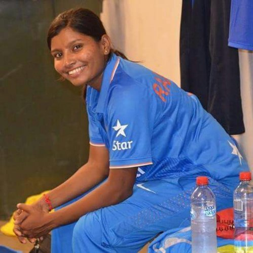 Rajeshwari Gayakwad has beaten several odds to reach the pinnacle of her chosen sport.