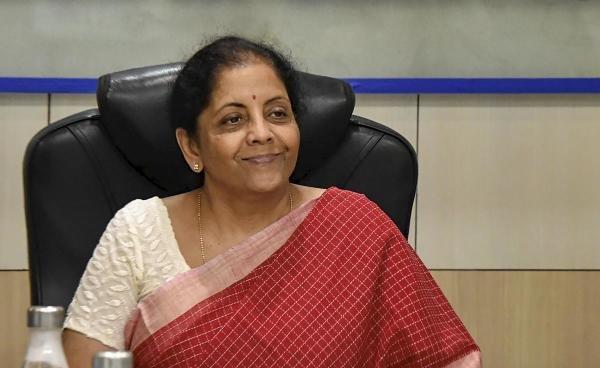 Finance Minister Nirmala Sitharaman. (Photo/PTI)