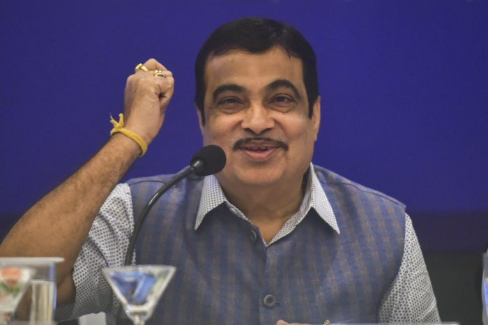 Union Minister for Road Transport and Highways Nitin Gadkari. PTI Photo