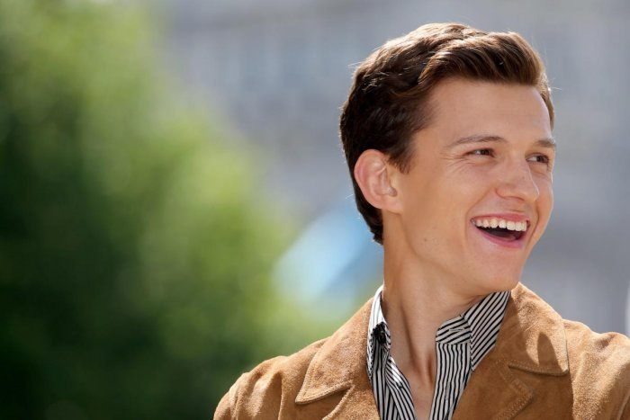 Tom Holland will reprise his role as Peter Parker for the film. AFP