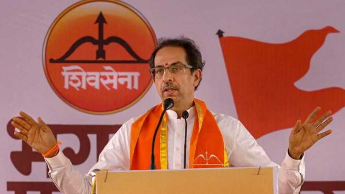 Shiv Sena president, Uddhav Thackeray (PTI File Photo)