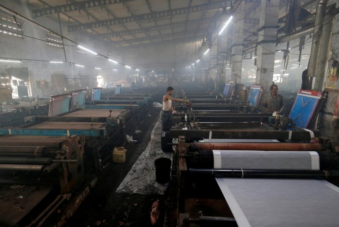 A working group will be constituted on the proposed new industrial policy aimed at making India a manufacturing hub. Reuters File Photo