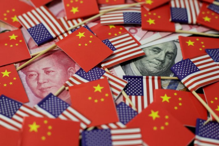 The United States does currently plan to stop Chinese companies from listing on U.S. exchanges, Bloomberg reported on Saturday. Photo/Reuters