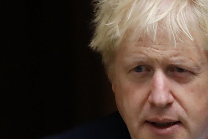 Johnson suspended parliament but the Supreme Court ruled this unlawful. And when he called for an election before Brexit day, MPs blocked him. Photo/AFP