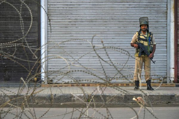Shutdown in J&K after abrogation of Article 370. (Photo/PTI)