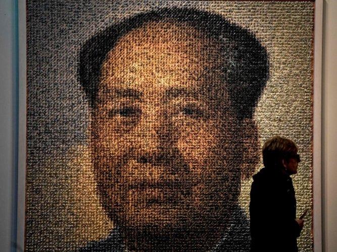 Representative image of Mao Zedong. AFP Photo