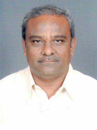 BJP MLA Umesh Katti.