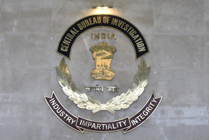 New Delhi: Central Bureau of Investigation (CBI). (PTI Photo)